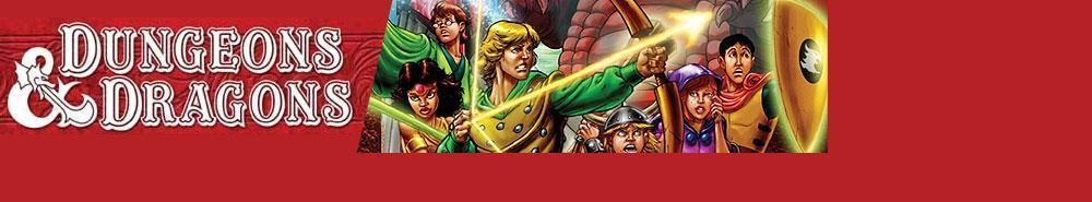 Dungeons & Dragons Movie Banner