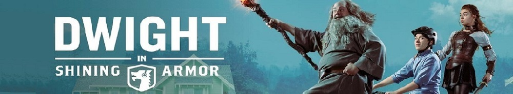 Dwight in Shining Armor Movie Banner