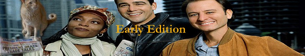 Early Edition Movie Banner