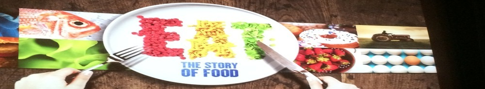 Eat: The Story of Food Movie Banner