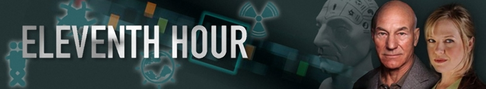 Eleventh Hour (UK) Movie Banner