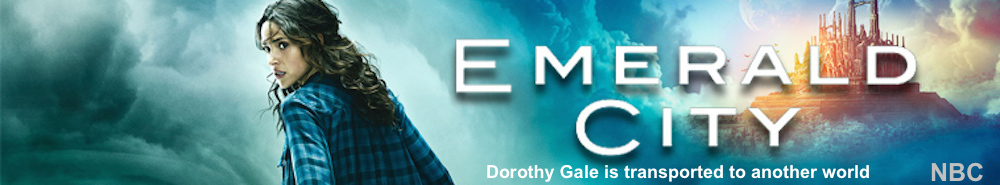 Emerald City Movie Banner