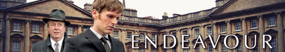 Endeavour (UK) Movie Banner