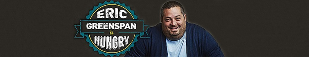 Eric Greenspan Is Hungry Movie Banner