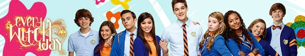 Every Witch Way Movie Banner