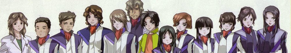 Fafner in the Azure: Dead Aggressor Movie Banner