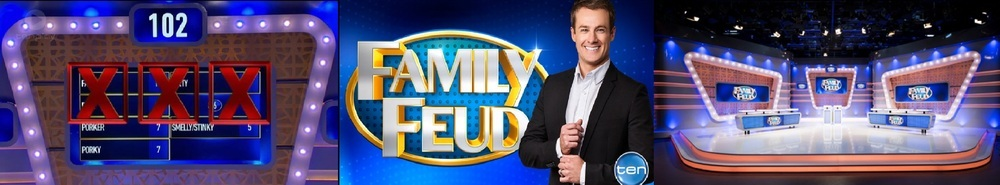 Family Fued (AU) Movie Banner