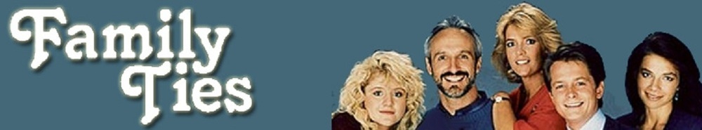 Family Ties Movie Banner
