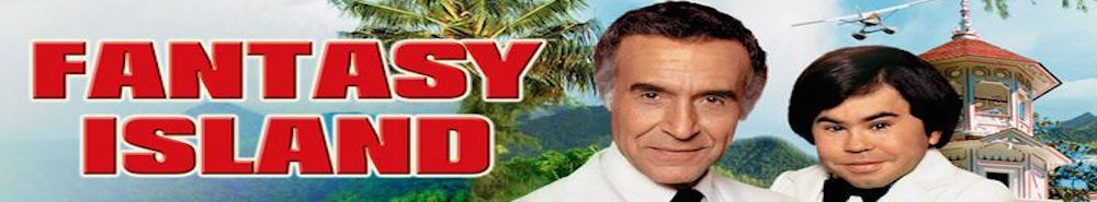 Fantasy Island (1978) Movie Banner