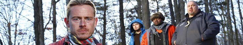 Fat Guys in the Woods Movie Banner