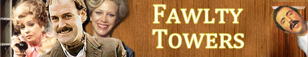 Fawlty Towers (UK) Movie Banner