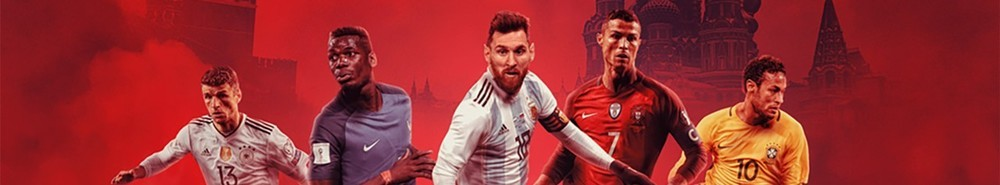 FIFA World Cup Russia 2018 Movie Banner