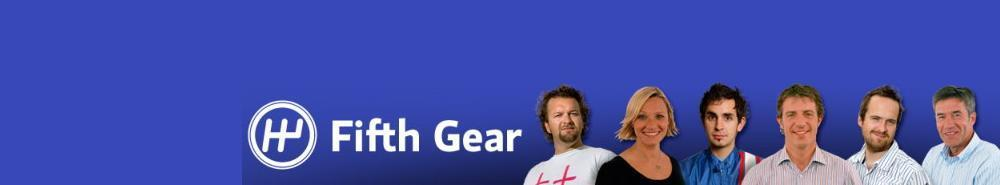 Fifth Gear (UK) Movie Banner