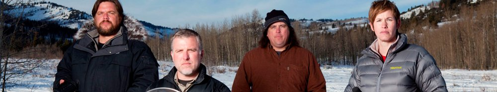 Finding Bigfoot Movie Banner