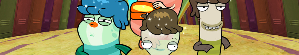 Fish Hooks Movie Banner
