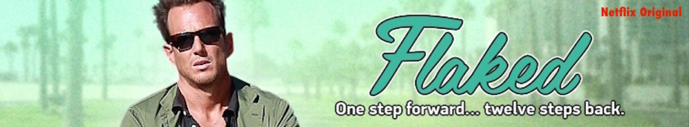 Flaked Movie Banner