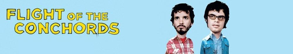 Flight of the Conchords Movie Banner