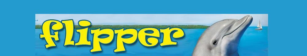 Flipper (1964) Movie Banner