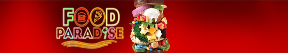 Food Paradise Movie Banner