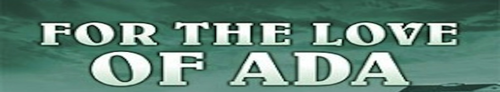 For The Love Of Ada (UK) Movie Banner