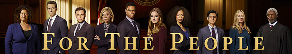 For the People Movie Banner