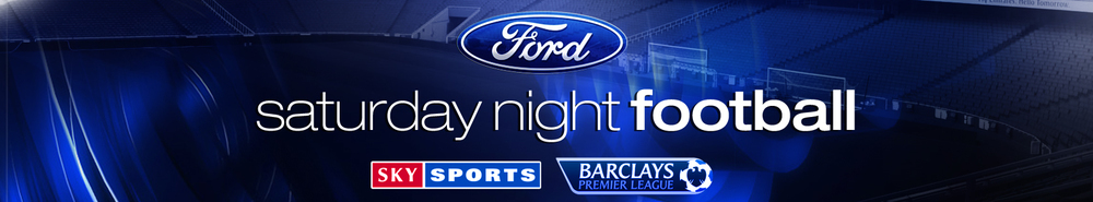 Ford Saturday Night Football (UK) Movie Banner