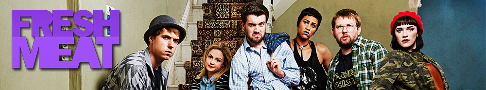 Fresh Meat (UK) Movie Banner