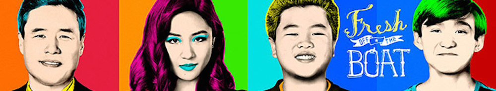Fresh Off The Boat Movie Banner