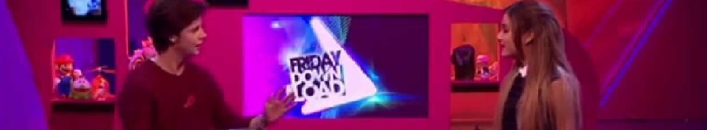 Friday Download (UK) Movie Banner