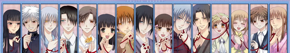 Fruits Basket Movie Banner
