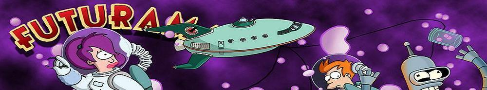 Futurama Movie Banner