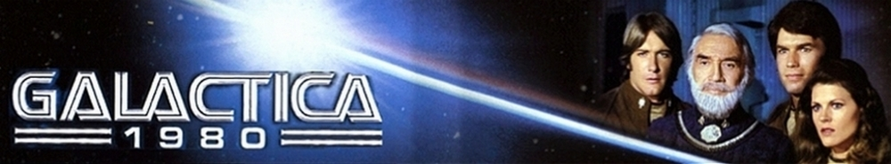Galactica 1980 Movie Banner