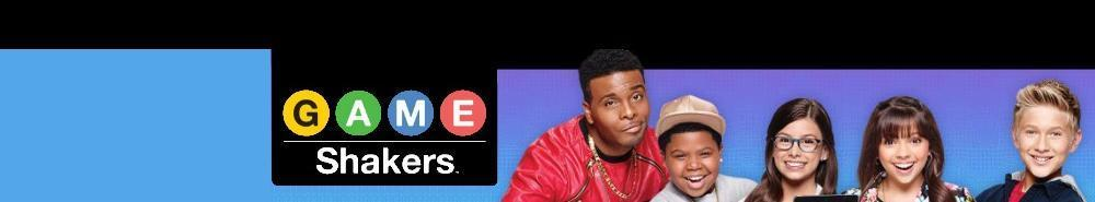Game Shakers Movie Banner