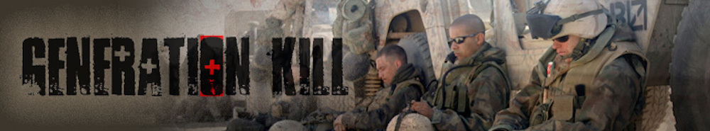 Generation Kill Movie Banner