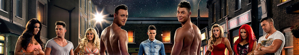 Geordie Shore (UK) Movie Banner