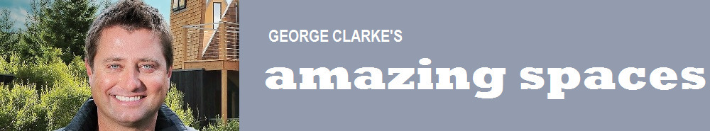 George Clarke's Amazing Spaces (UK) Movie Banner