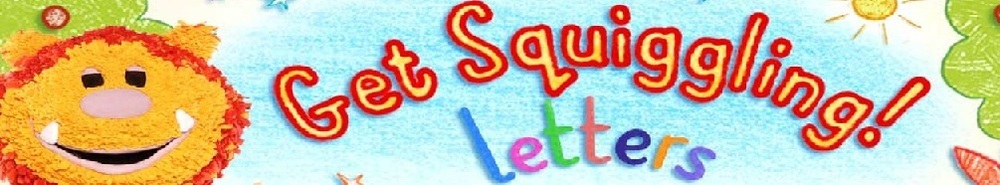 Get Squiggling! Letters Movie Banner