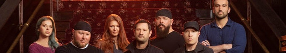 Ghost Hunters Movie Banner