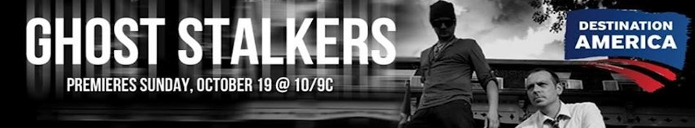 Ghost Stalkers Movie Banner
