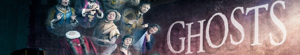 Ghosts (UK) Movie Banner