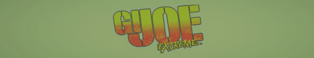 G.I. Joe Extreme Movie Banner