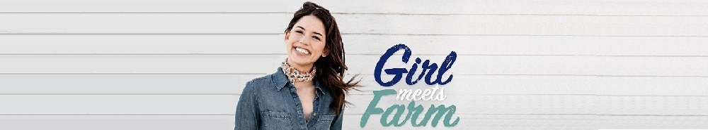 Girl Meets Farm Movie Banner