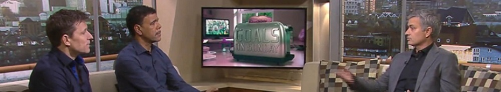 Goals On Sunday (UK) Movie Banner