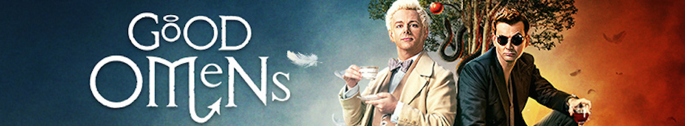 Good Omens Movie Banner