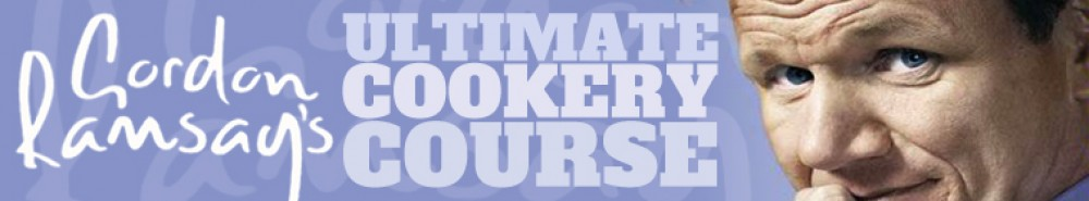 Gordon Ramsay's Ultimate Cookery Course (UK) Movie Banner