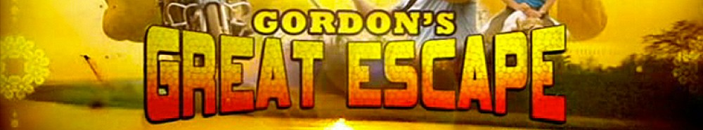 Gordon's Great Escape (UK) Movie Banner