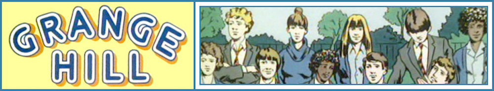 Grange Hill (UK) Movie Banner
