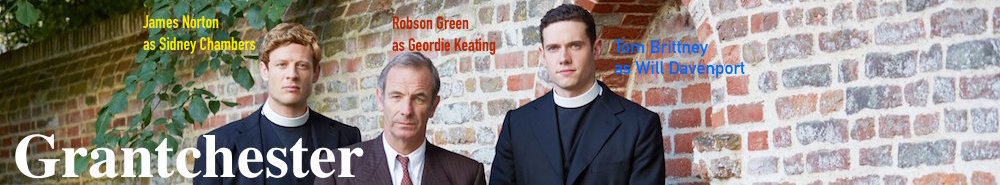 Grantchester (UK) Movie Banner