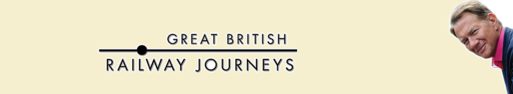 Great British Railway Journeys (UK) Movie Banner