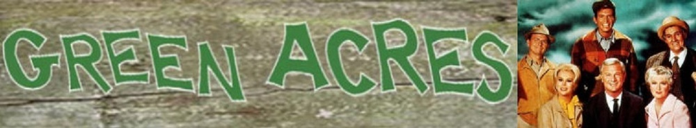 Green Acres Movie Banner